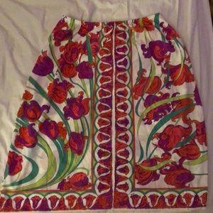 Vintage Pucci Slip Skirt